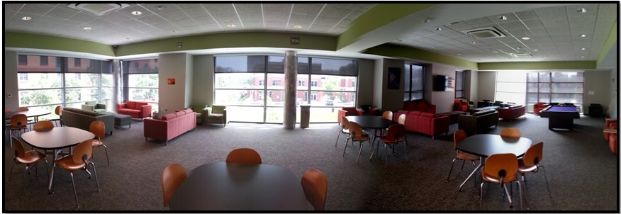 The Honors lounge