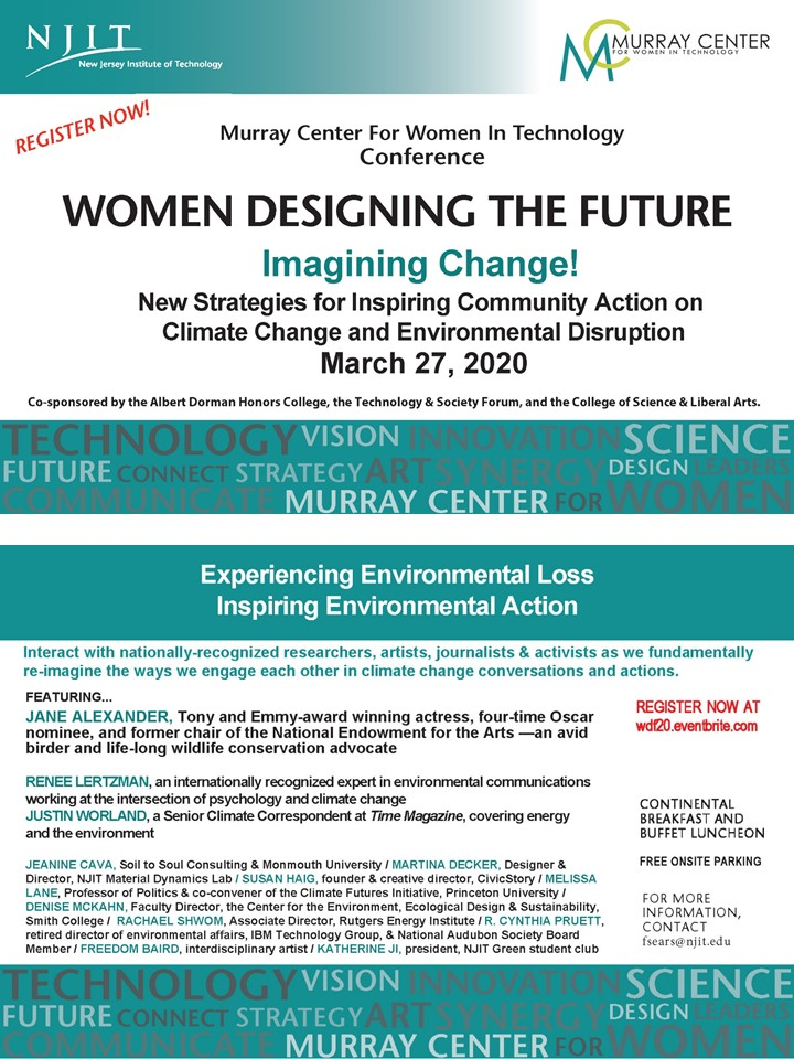 March27 WDF Conference Flyer