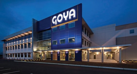 Goya's new center in Jersey City, NJ; photo courtesy of nj.com